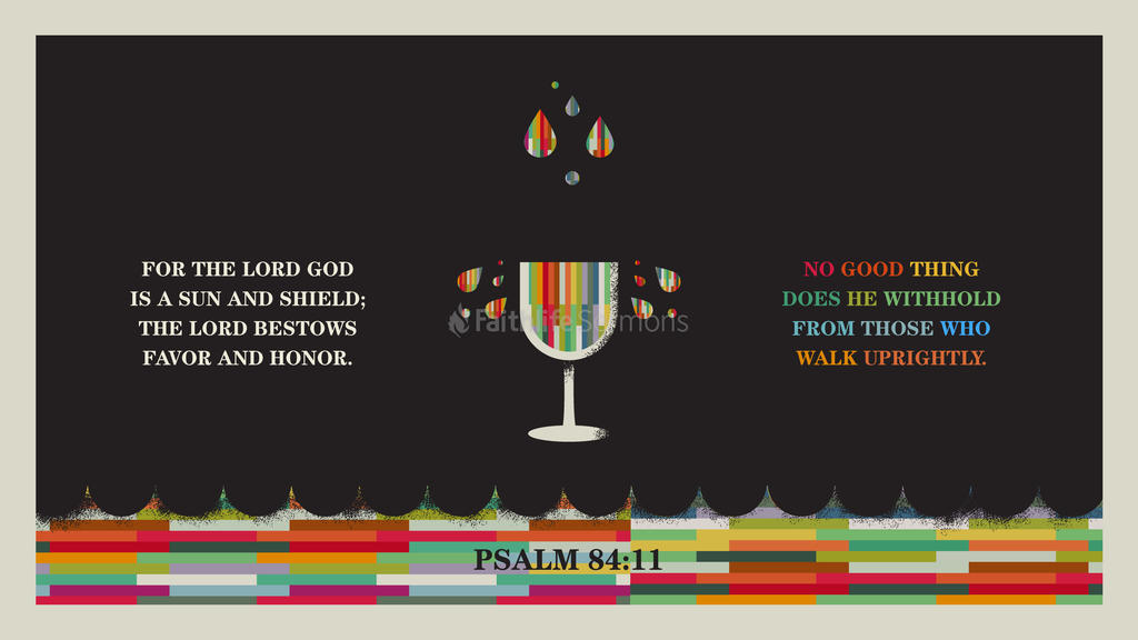 Psalm 84:11 large preview