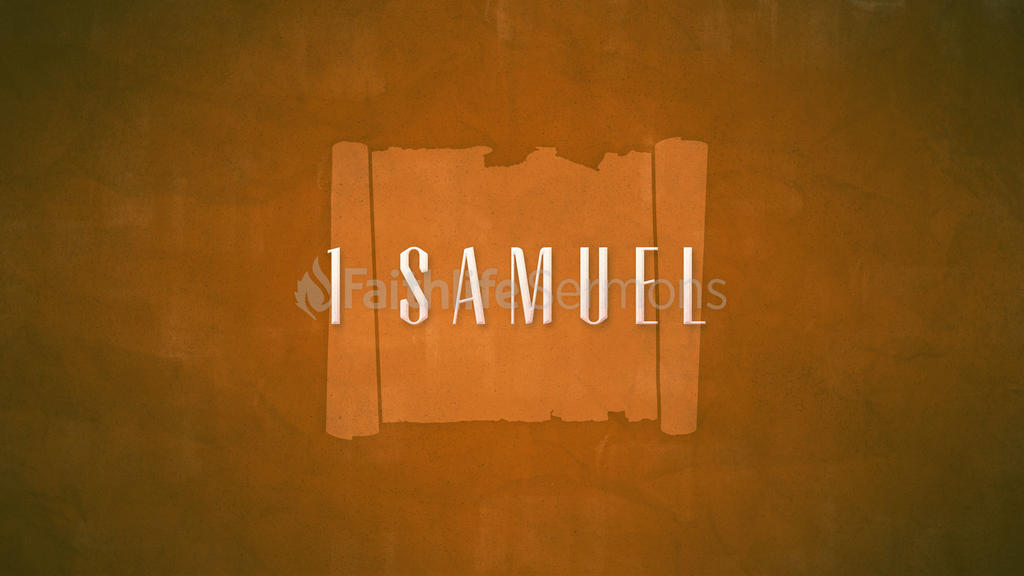 1 Samuel large preview