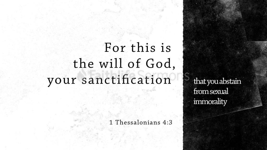 1 Thessalonians 4 3 1920x1080 preview