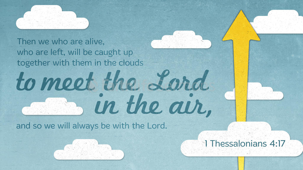 1 Thessalonians 4 17 1920x1080 preview