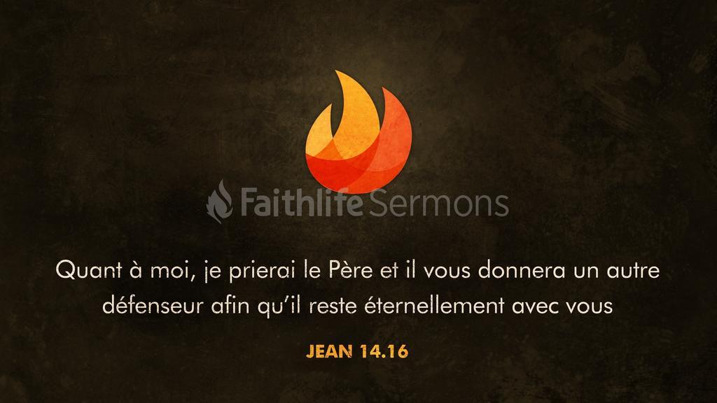 Jean 14 preview