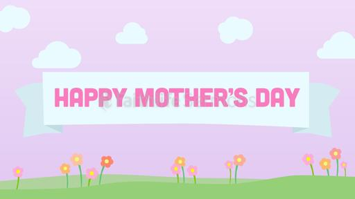 Mother's Day: Pink