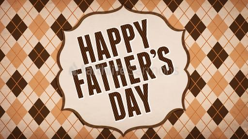 Father's Day: Argyle