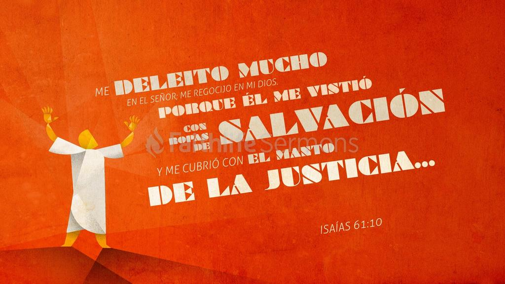 Isaías 61 preview