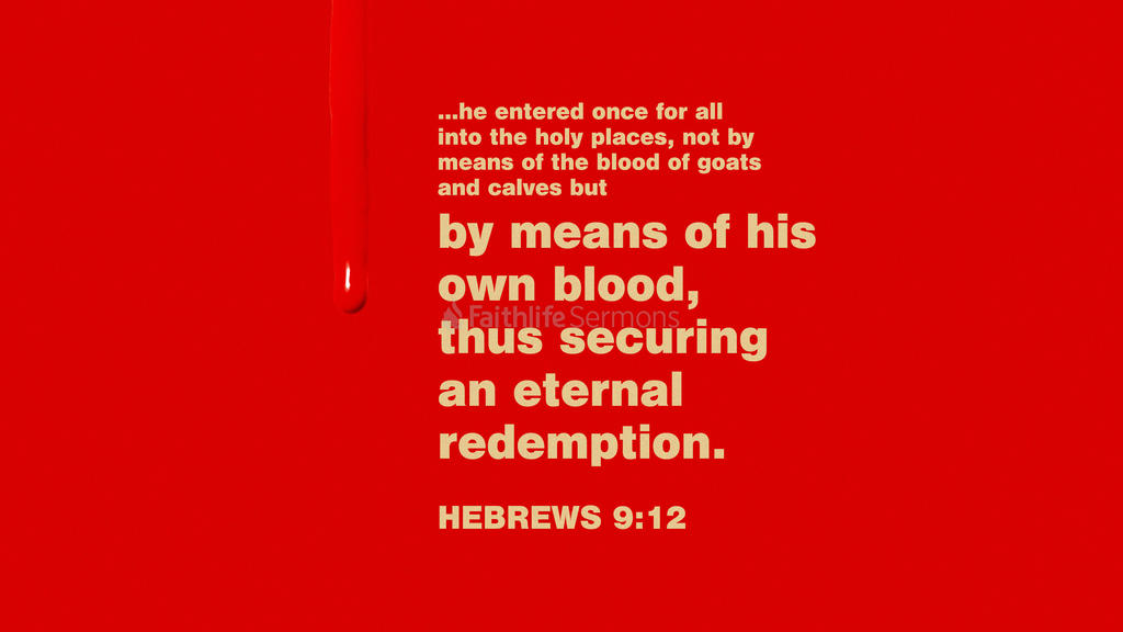 Hebrews 9 12 3840x2160 preview