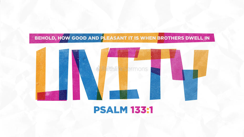 Psalm 133:1 large preview
