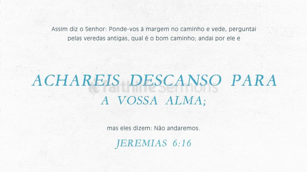Jeremias 6.16 large preview
