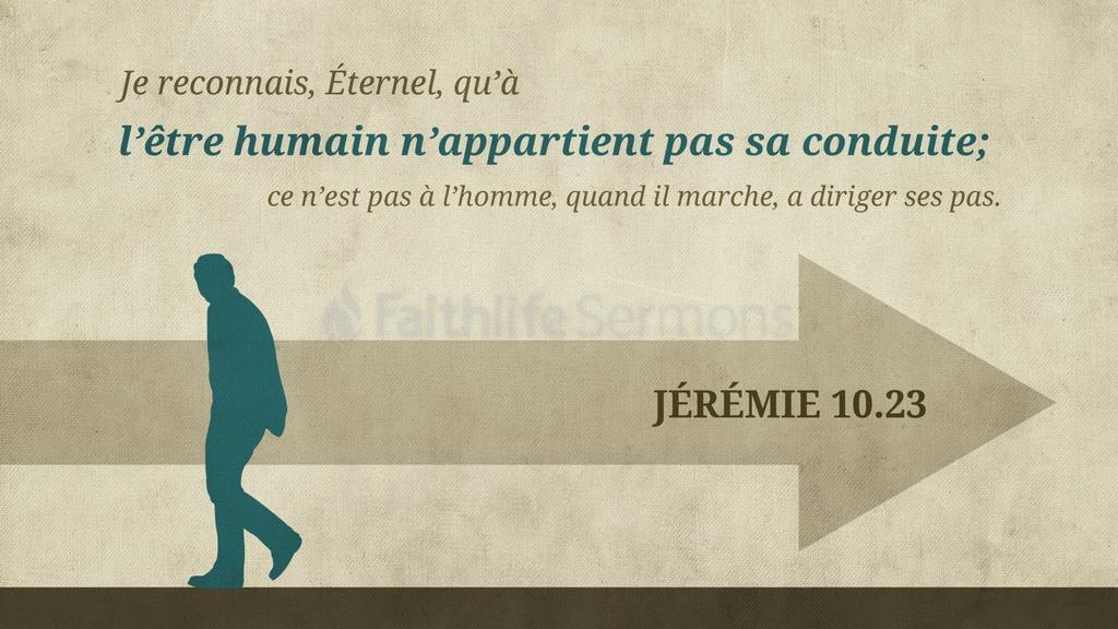 Jérémie 10 preview
