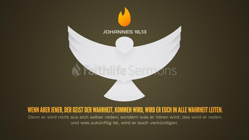 Johannes 16,13 large preview