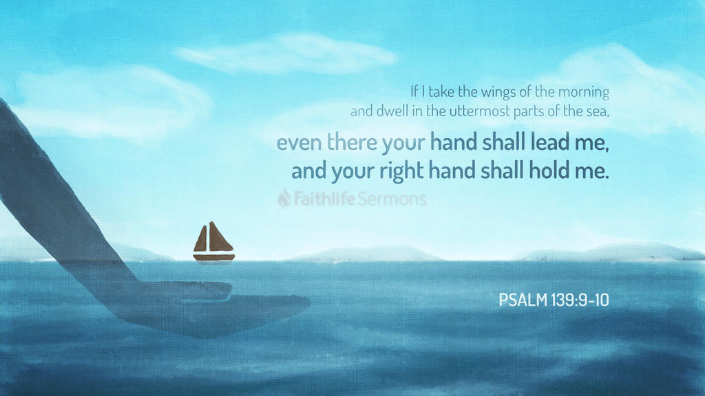 Psalm 139 9 10 3840x2160 preview