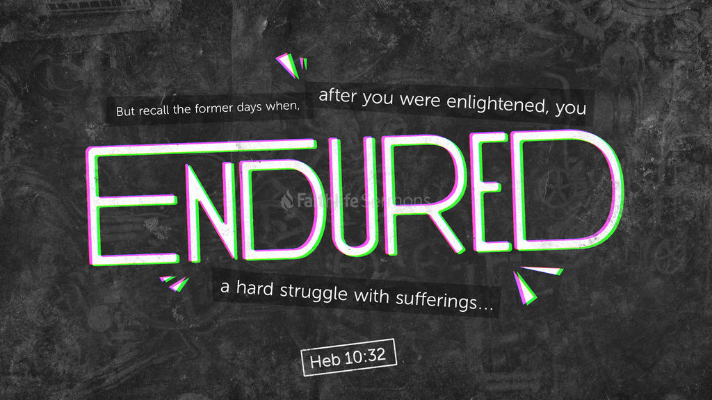 Hebrews 10:32 large preview