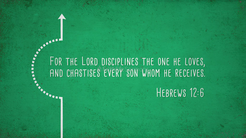 Hebrews 12 6 3840x2160 preview