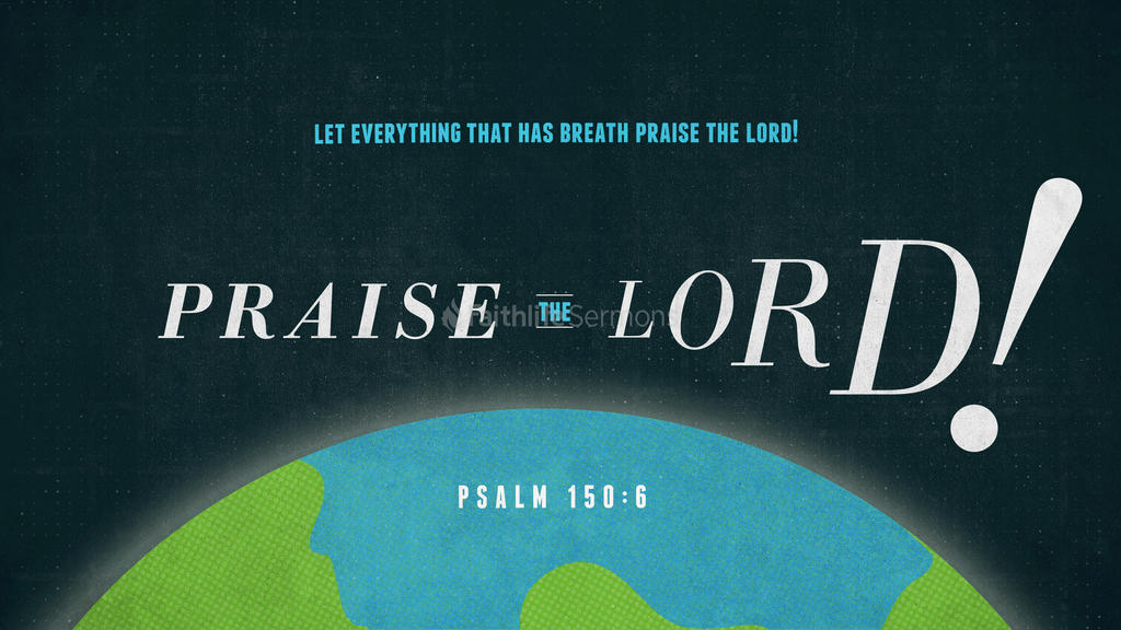 Psalm 150:6 large preview