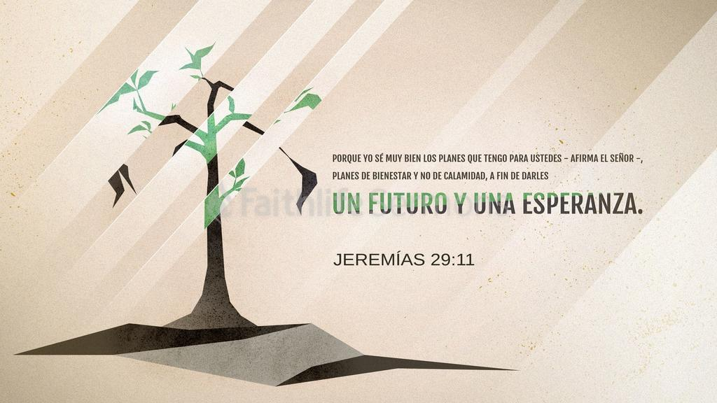 Jeremías 29 preview