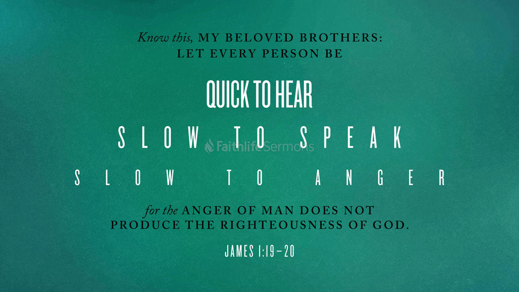 James 1:19–20 large preview