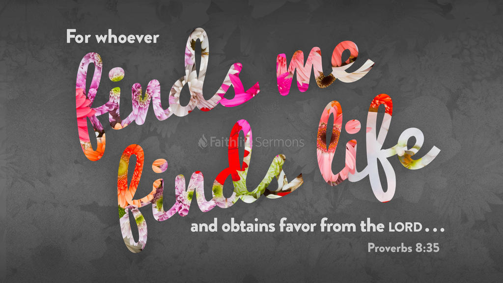 Proverbs 8:35 large preview