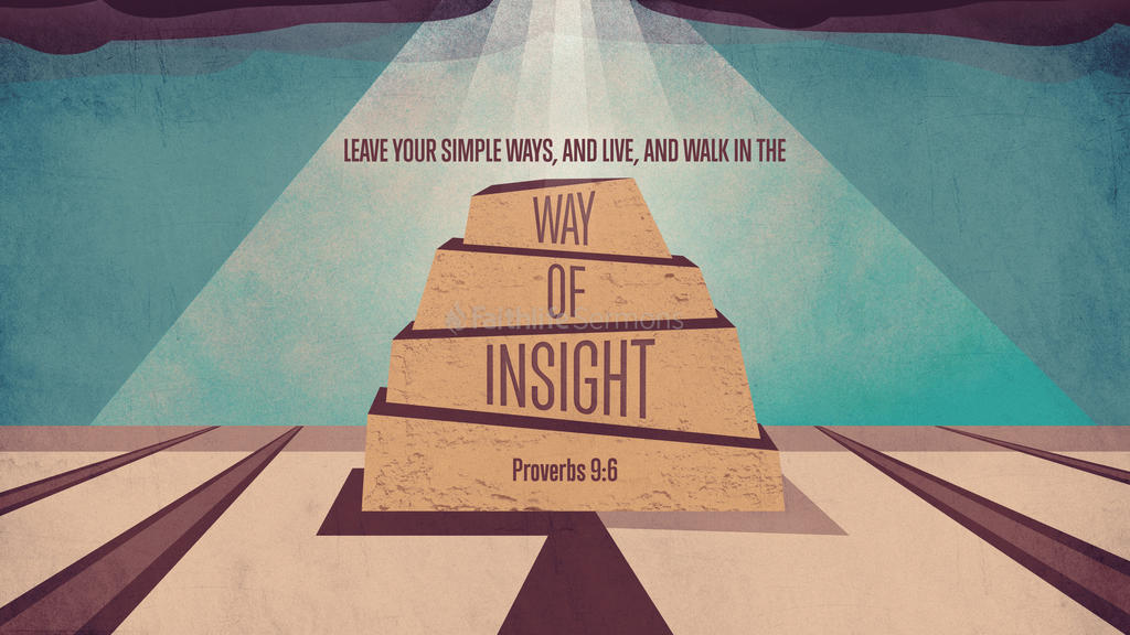 Proverbs 9:6 large preview