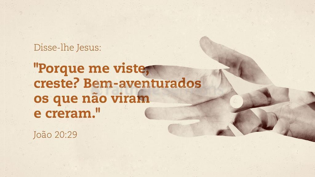 João 20.29 large preview