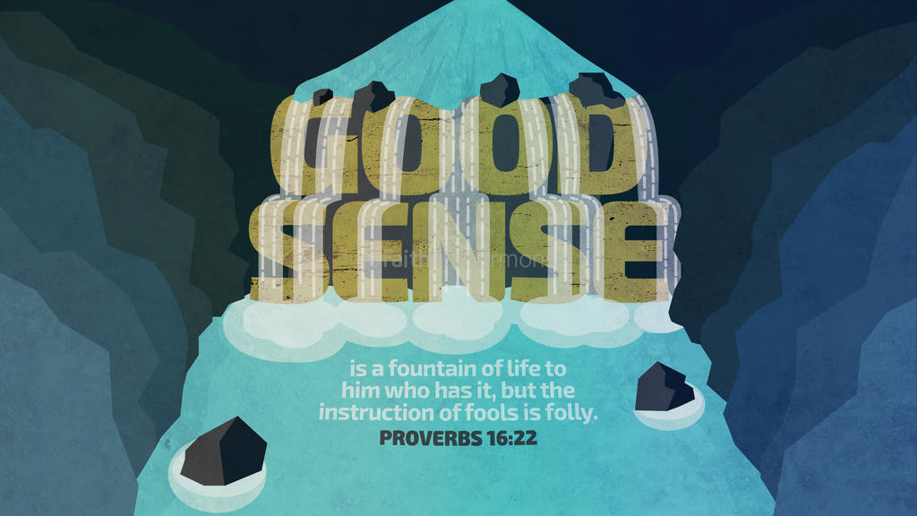 Proverbs 16:22 large preview