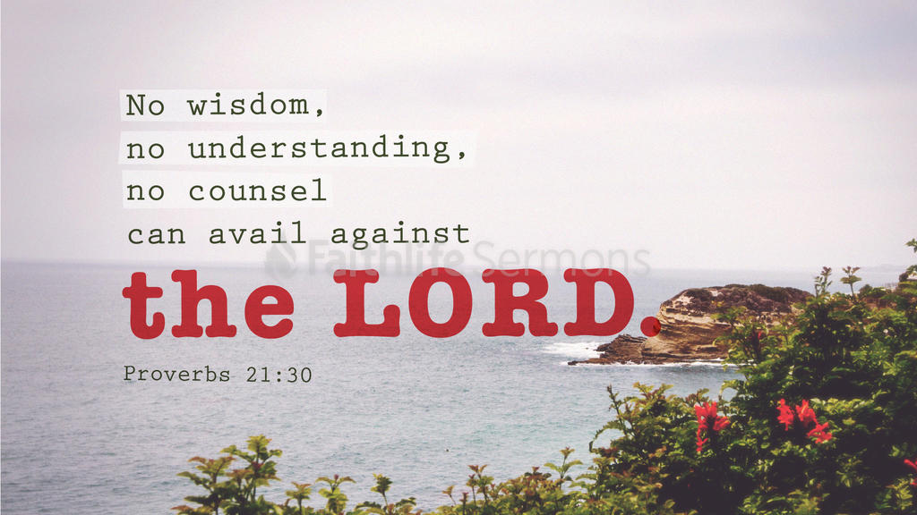 Proverbs 21 30 1920x1080 preview