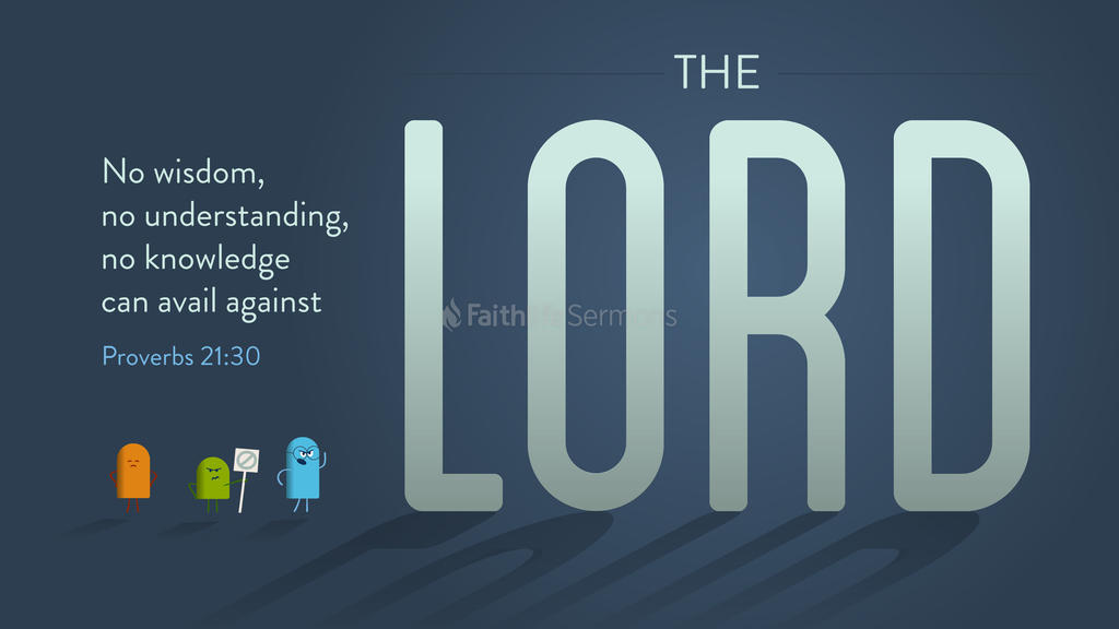 Proverbs 21:30 large preview