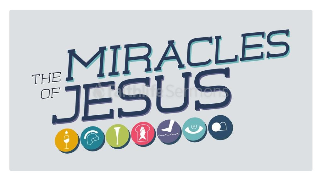 Miracles Of Jesus preview