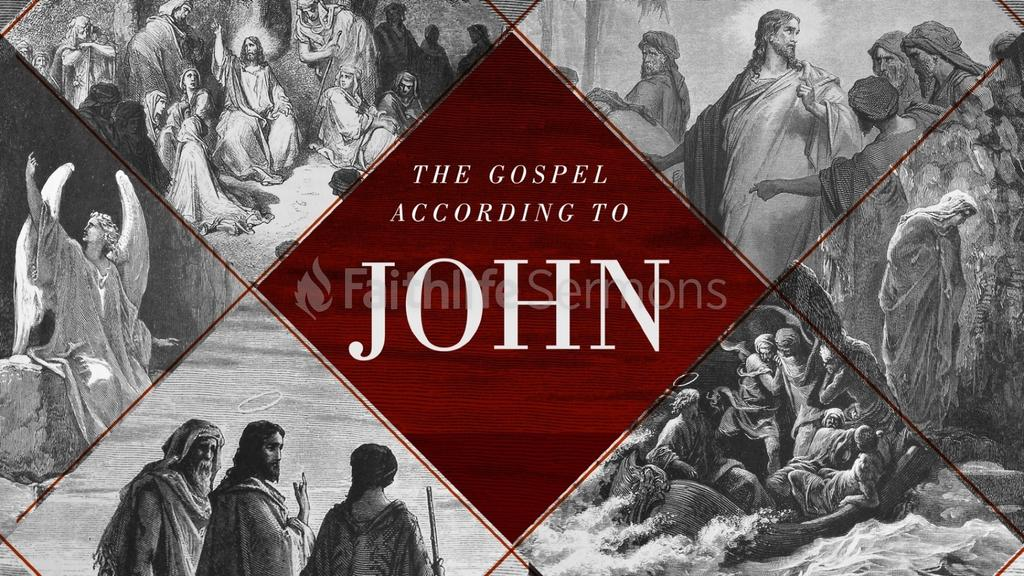 The Gospel According to John preview