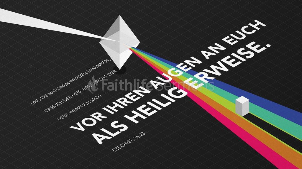 Ezechiel 36,23 large preview