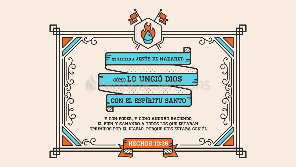 Hechos de los Apóstoles 10.38 large preview