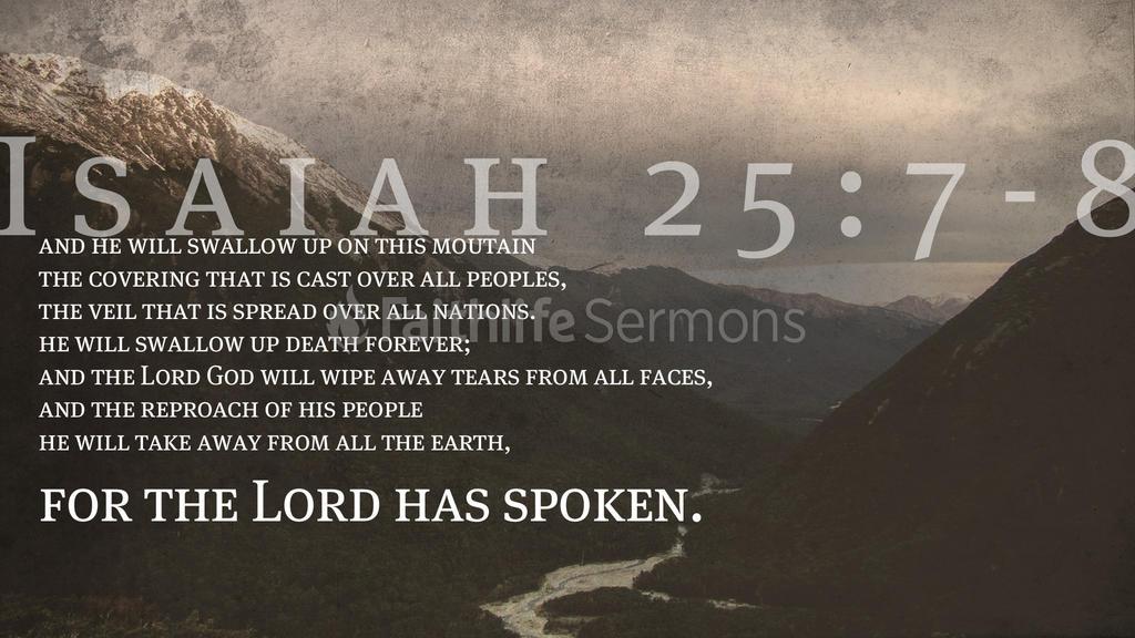 Isaiah 25 7 8 Alt 1920x1080 preview