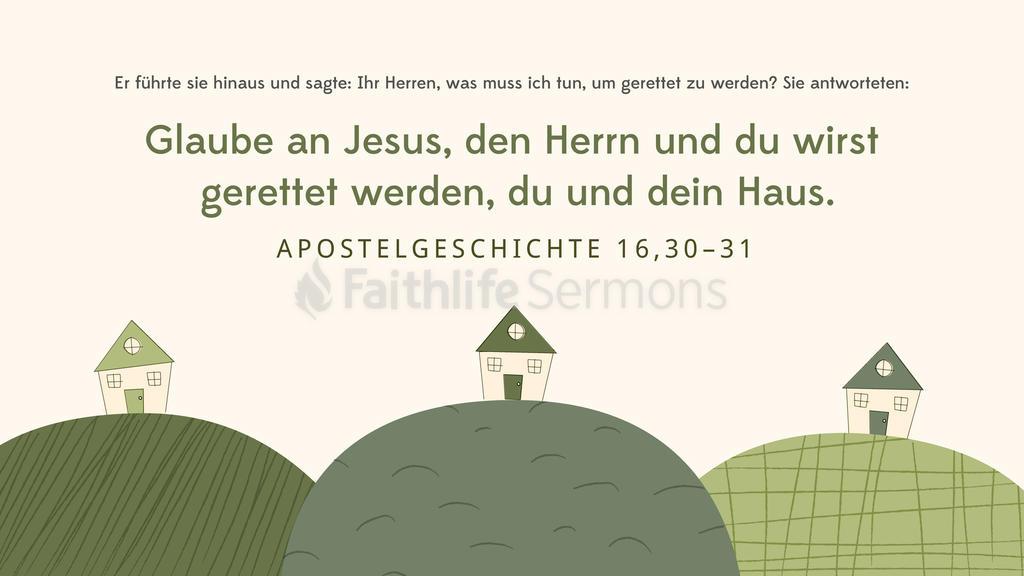 Apostelgeschichte 16,30–31 16x9 preview