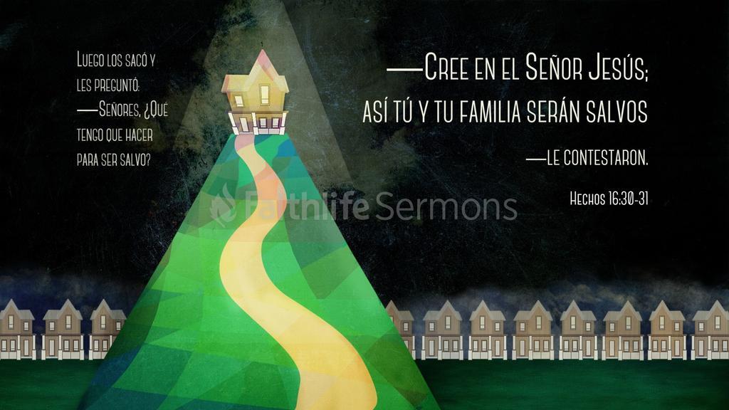 Hechos de los Apóstoles 16.30–31 large preview