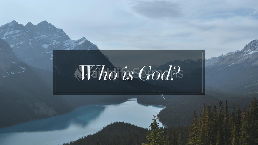 Who Is God preview