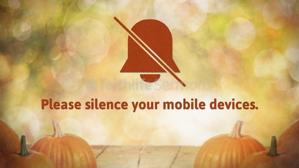 Fall Pumpkin phones preview