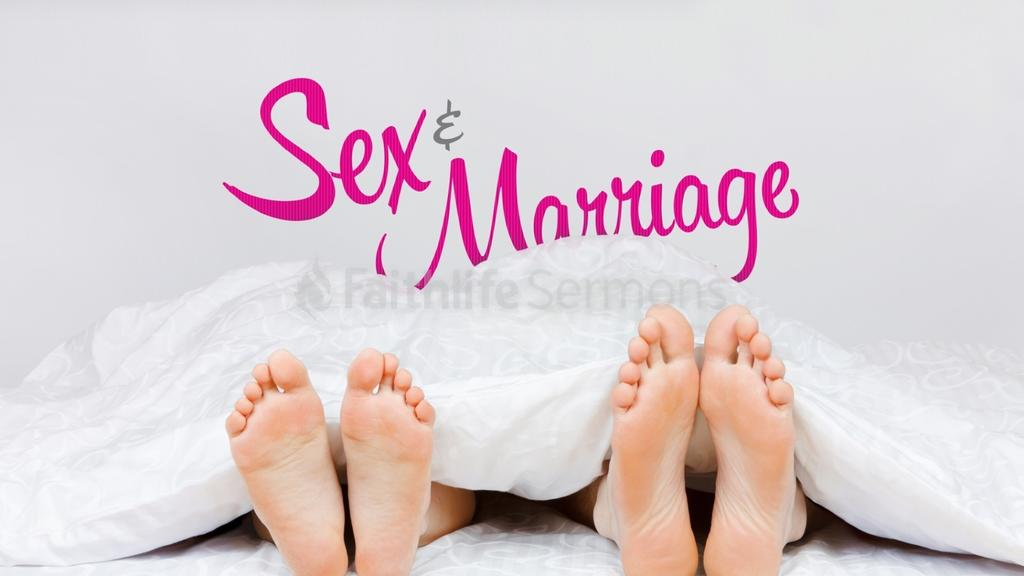 Sex & Marriage preview