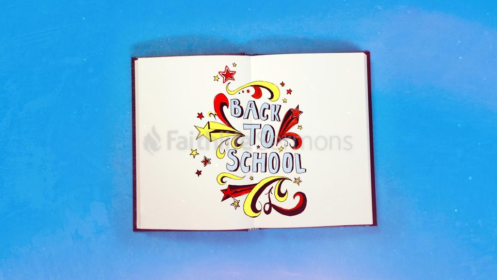 Back to School 16x9 preview