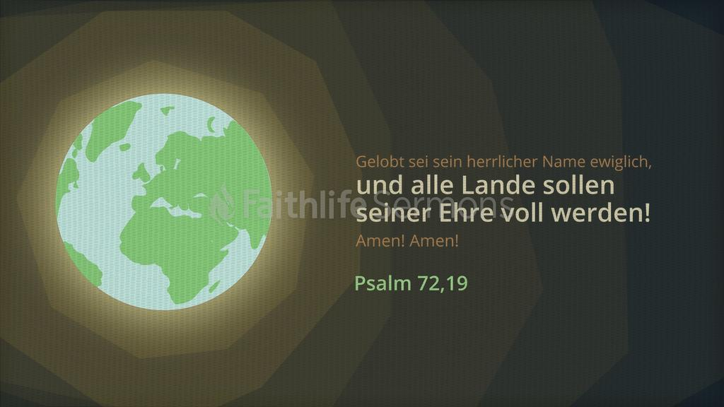 Psalter 72,19 large preview