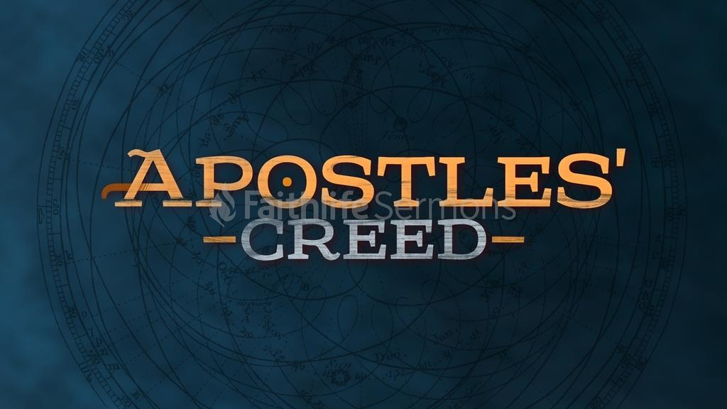 Apostles' Creed 16x9 preview
