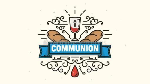 Communion-Blue-Banner