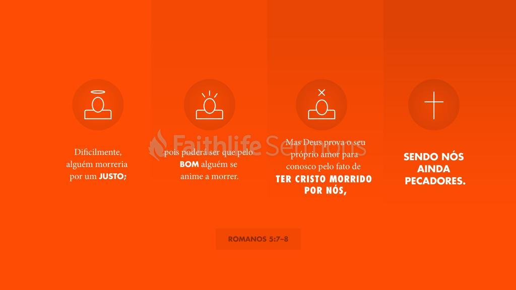 Romanos 5.7–8 large preview