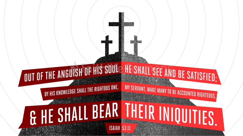 Isaiah 53:11 large preview