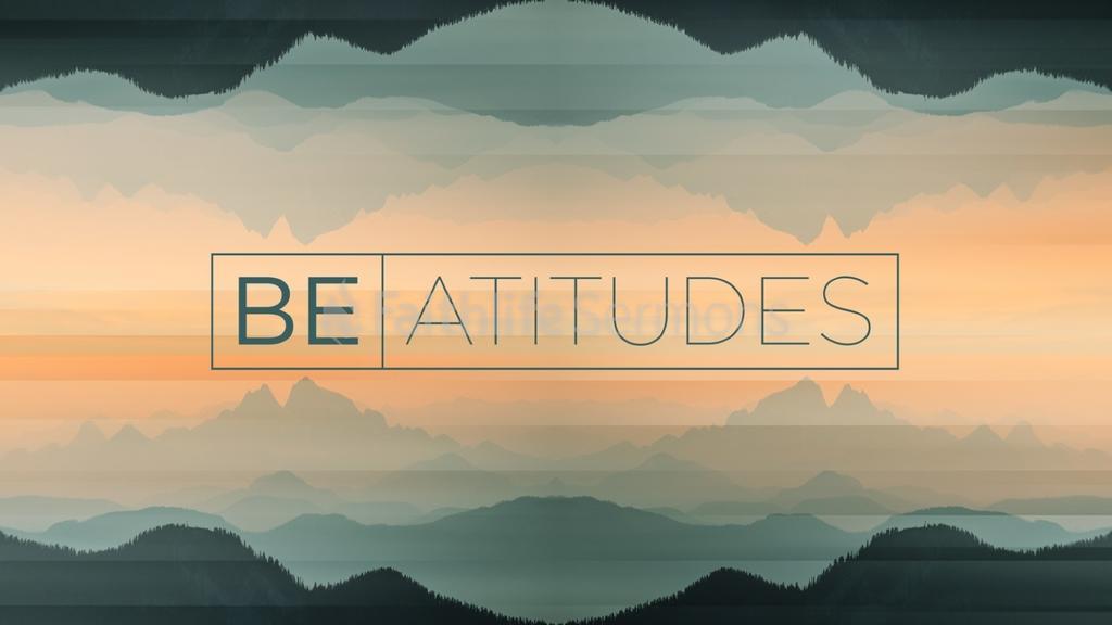 Mirrored Mountains beatitudes preview