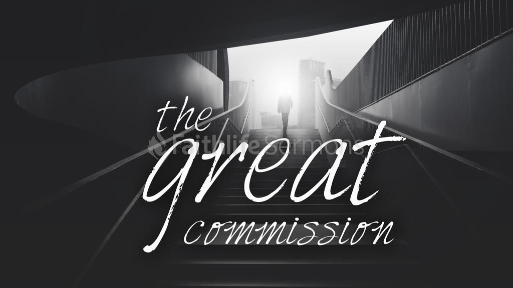 The Great Commission large preview