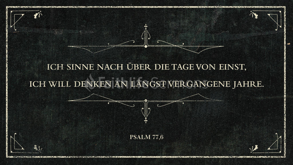 Psalter 77,5 large preview