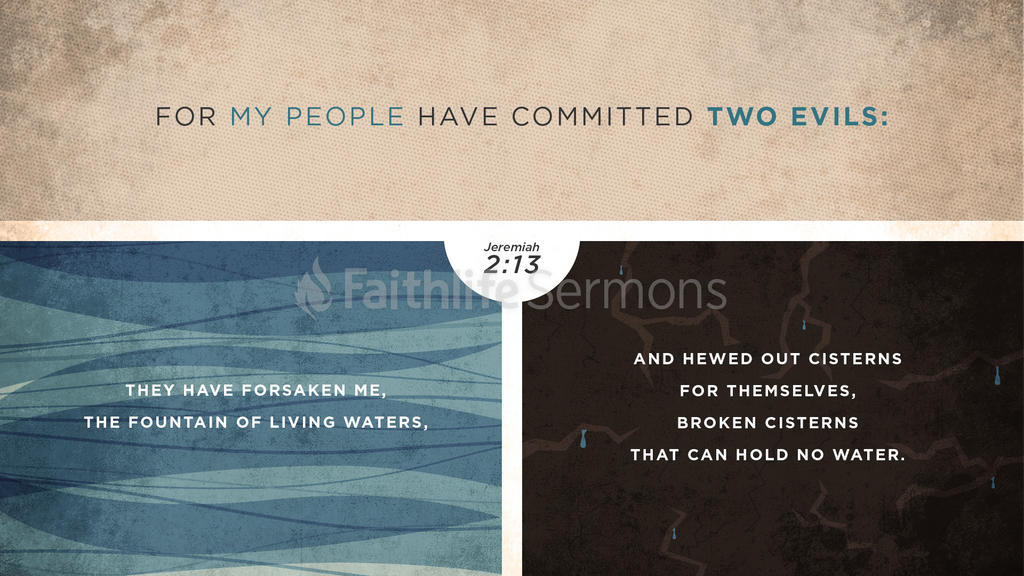 Jeremiah 2:13 large preview