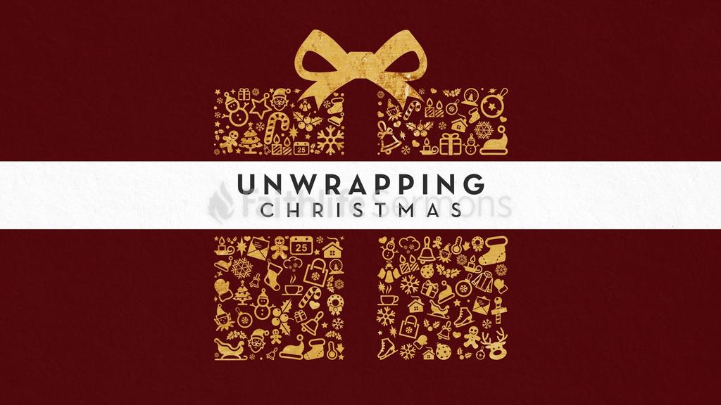 Unwrapping Christmas preview