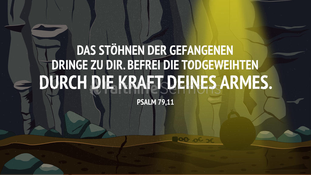 Psalter 79,11 16x9 preview