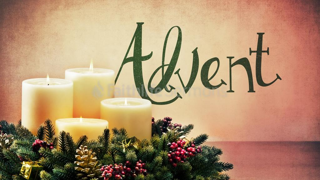Advent Candles preview