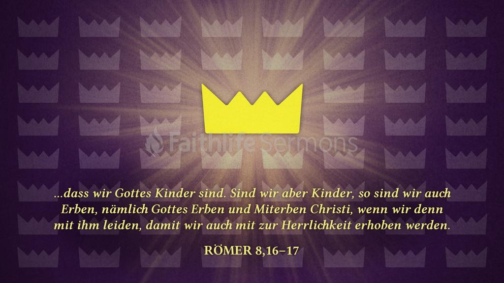Römer 8,16–17 large preview