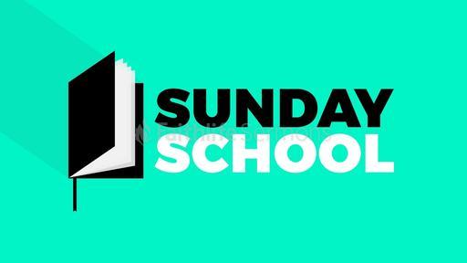 Neon Sunday School